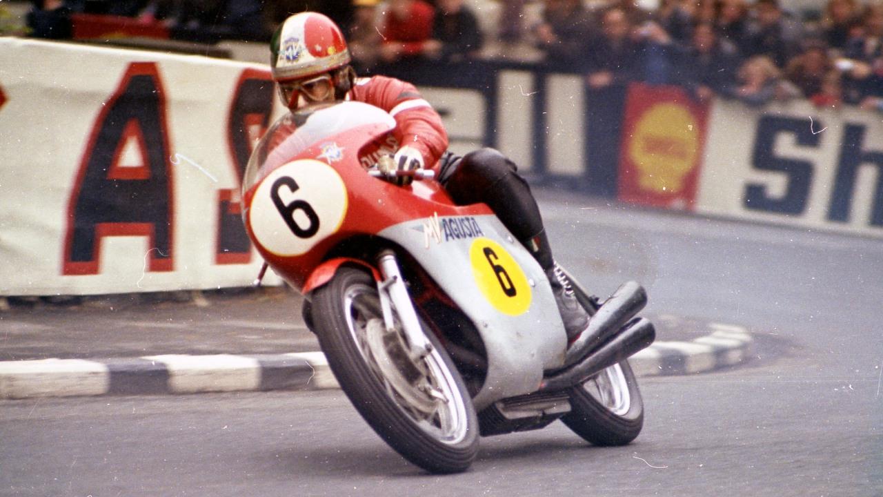 """Giacomo Agostini: """"Mike Hailwood era como Marc Márquez hoy día"""""""
