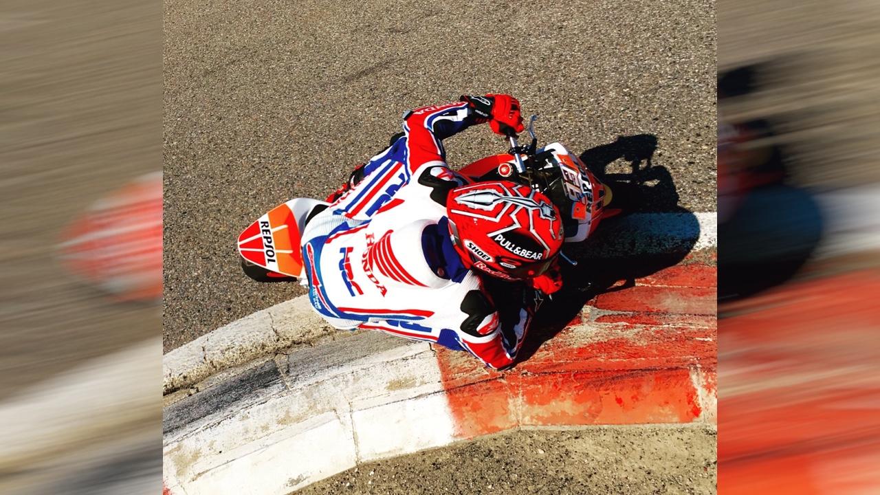 Ohvale GP-0, la moto con la que entrenan Marc Márquez y otros pilotos de MotoGP