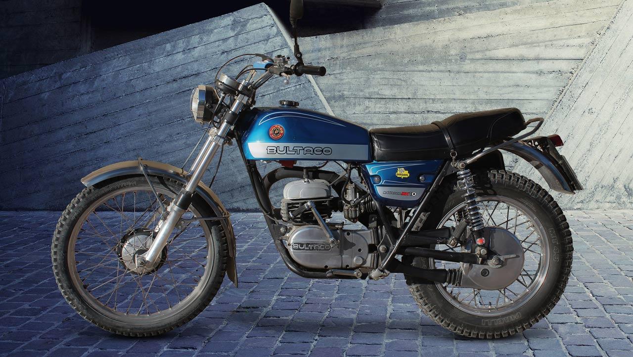 Bultaco Matador MK10 1977