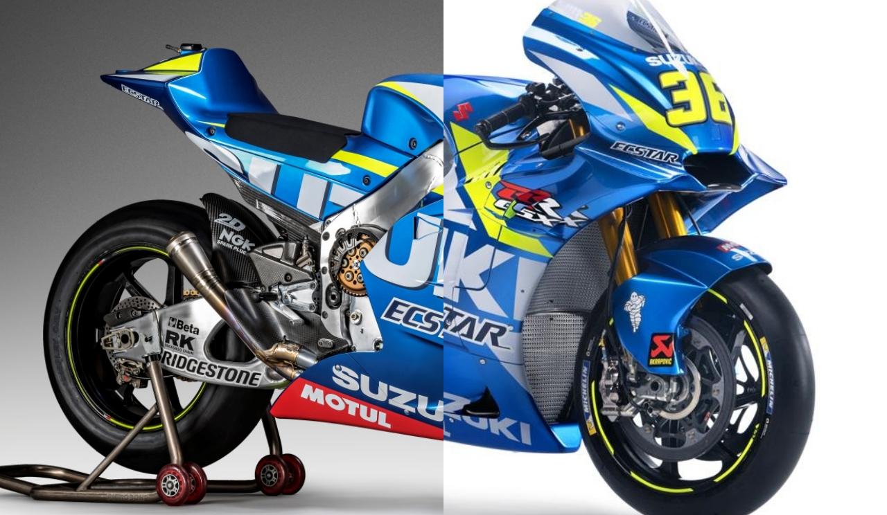 Suzuki apuesta por la solución intermedia buscando la última frontera de MotoGP