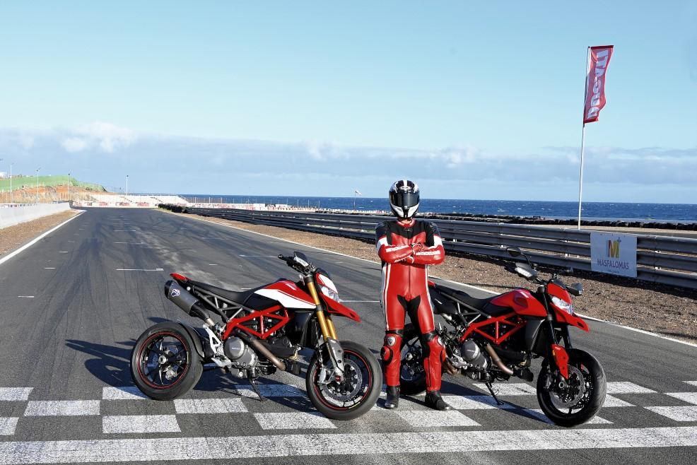 Ducati Hypermotard 950/Hypermotard 950 SP 2019, prueba, ficha técnica y primeras impresiones