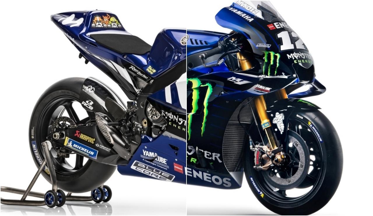 Valentino Rossi, Maverick Viñales y el cambio de película de Yamaha en MotoGP