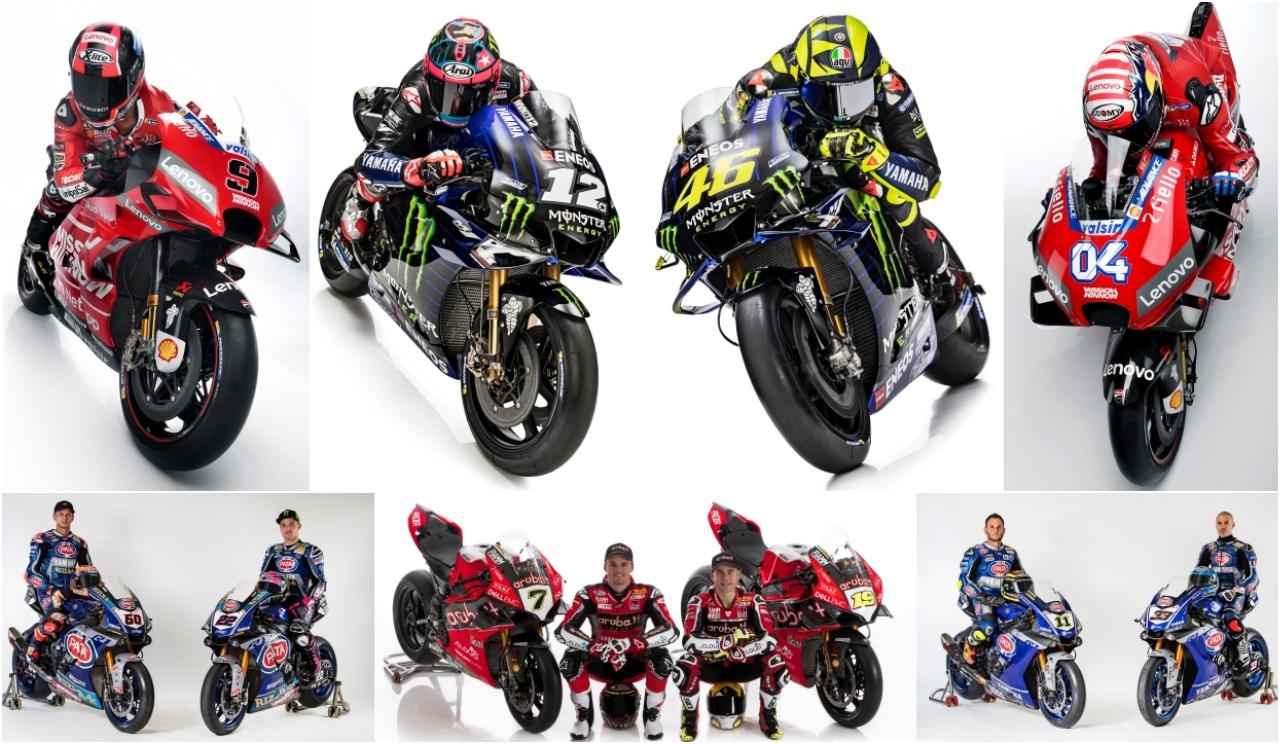 Ducati y Yamaha tienen la misma misión en 2019: destronar a los reyes de la velocidad