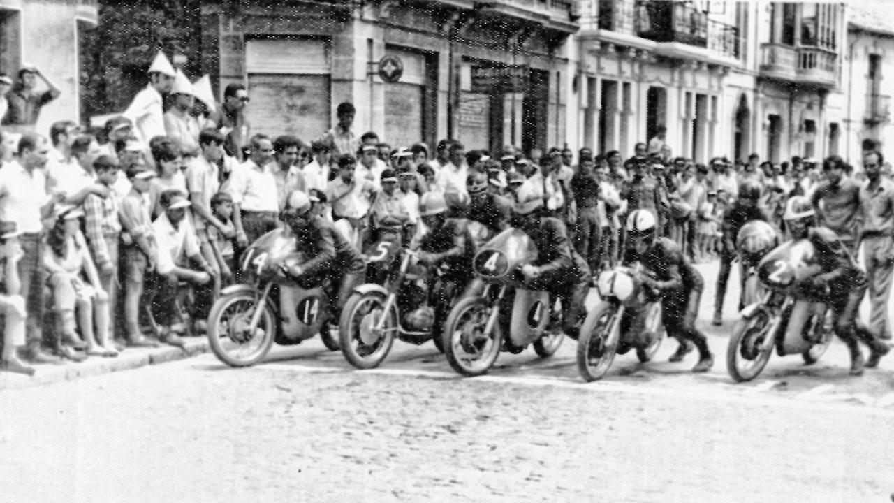 Aquella inolvidable carrera del Gran Premio de La Bañeza de 1968