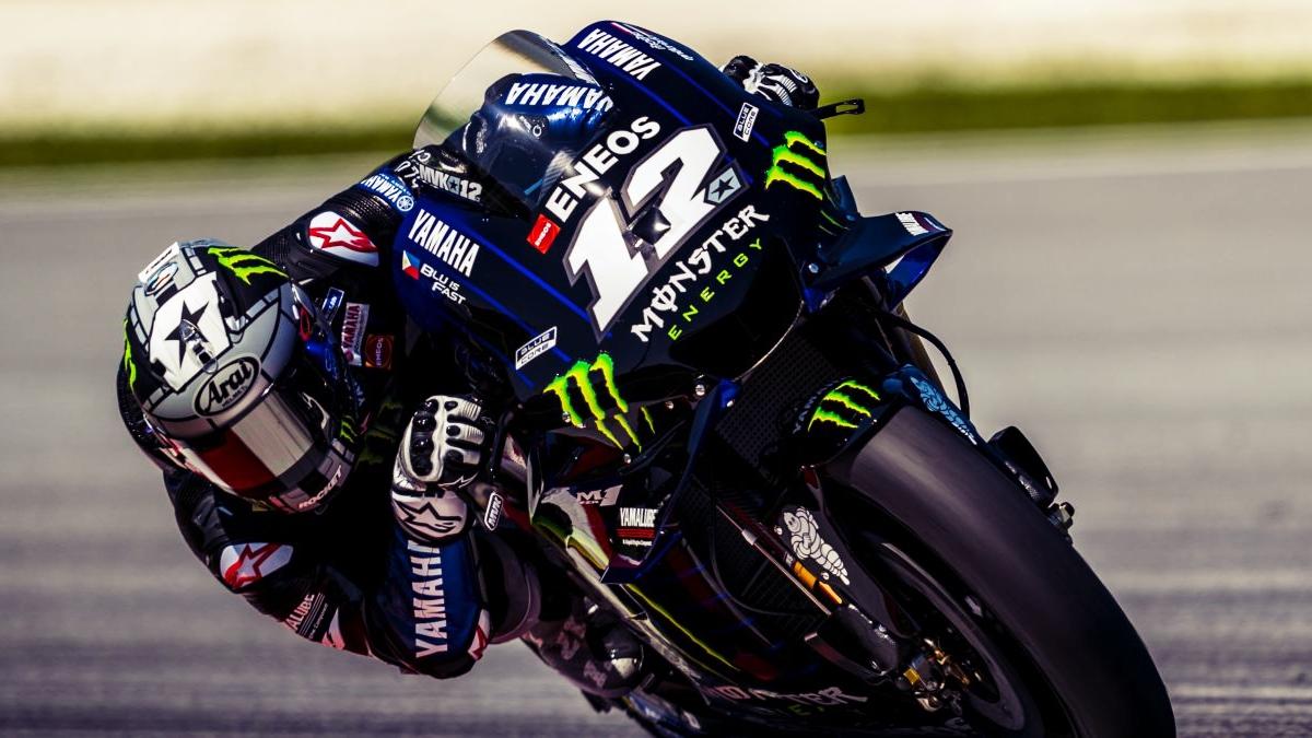 Maverick Viñales pone MotoGP 2019 patas arriba metiendo medio segundo al resto