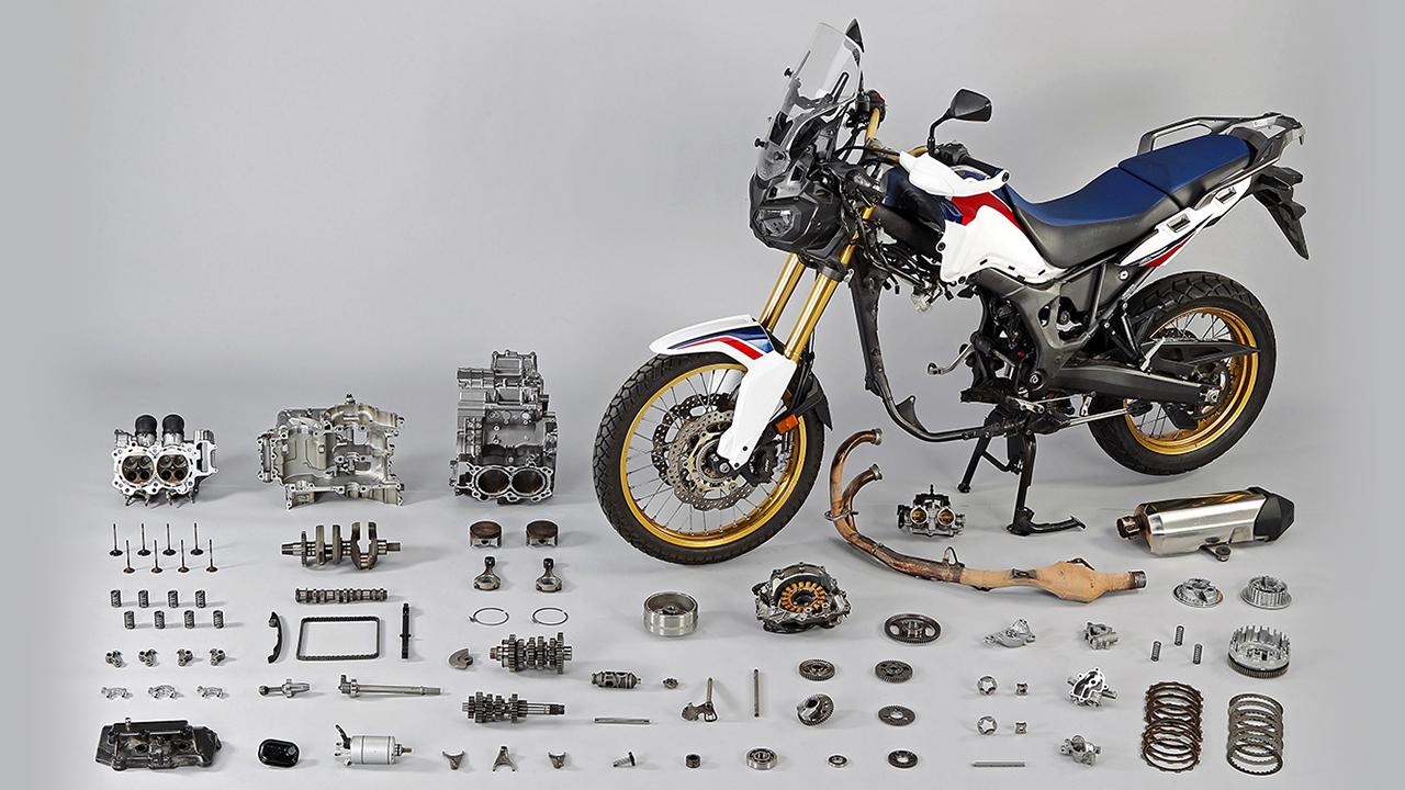Prueba 50.000 km Honda CRF1000 L Africa Twin