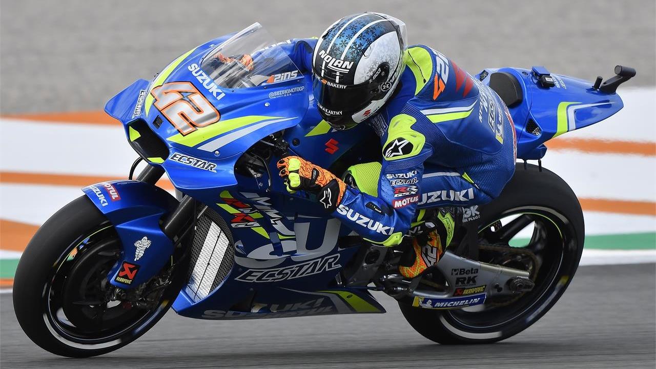 """Álex Rins: """"Mi ritmo de carrera ha sido muy bueno, incluso en neumáticos usados"""""""