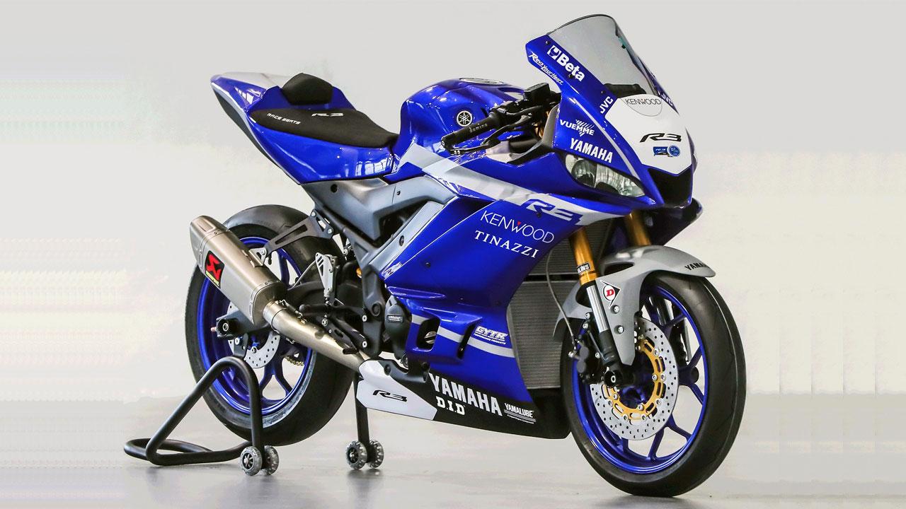 Nace la Copa de Europa Yamaha R3 bLU cRU 2019