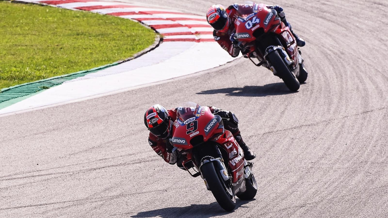 """Ducati saca pecho en MotoGP: """"Empezamos 2019 mejor de lo que terminamos 2018"""""""