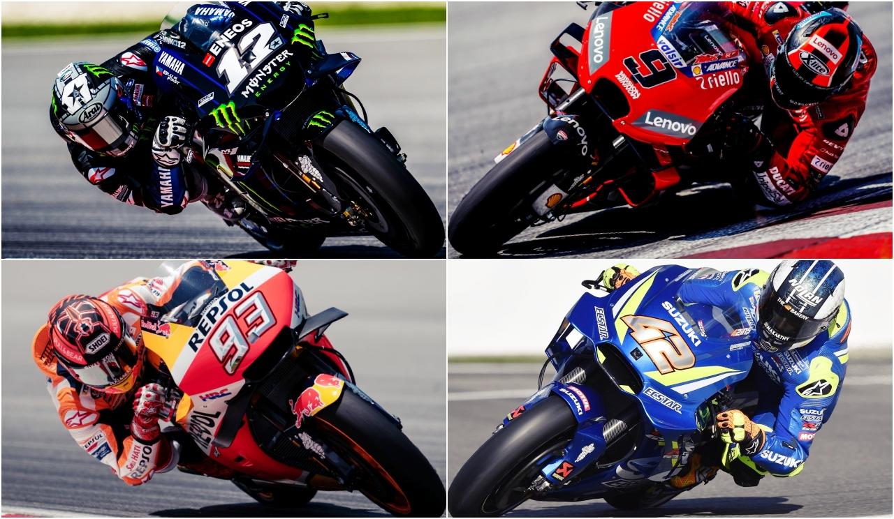 Análisis test Sepang: MotoGP 2019 será cosa de cuatro