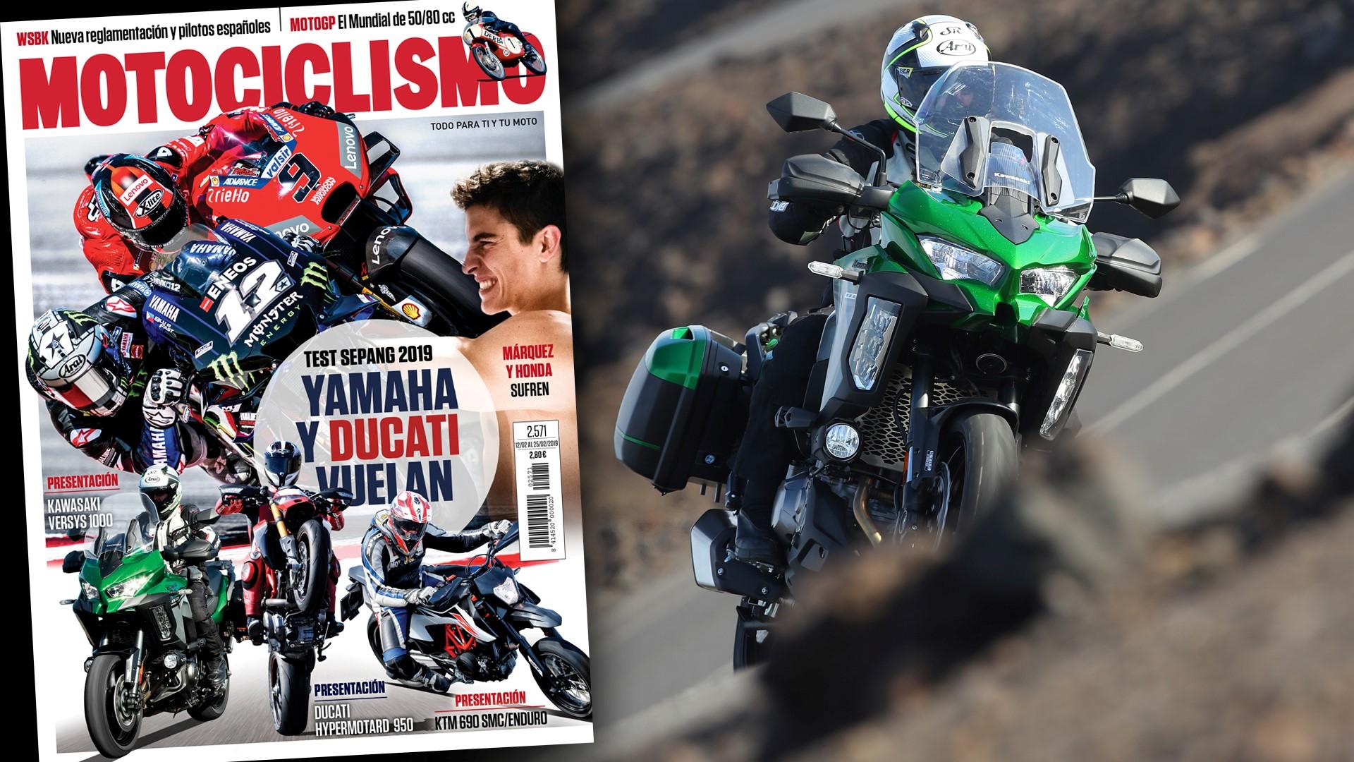 MOTOCICLISMO 2571, contenidos y sumario de la revista