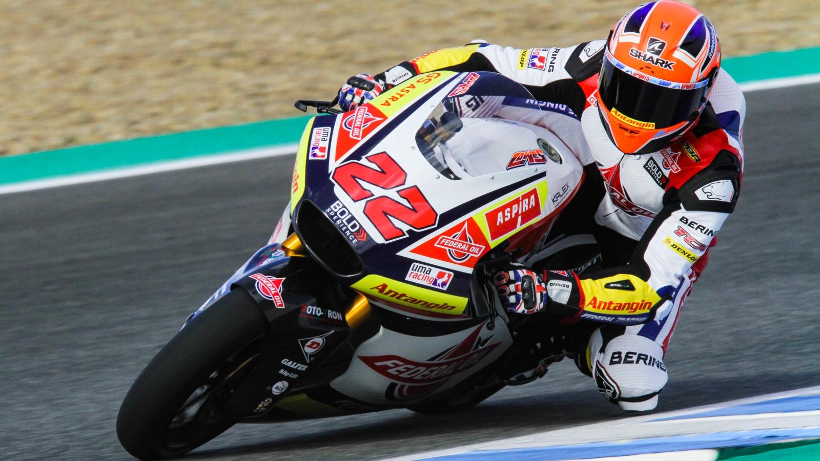 Sam Lowes y Luca Marini dominan los test de Moto2 en Jerez ante Álex Márquez