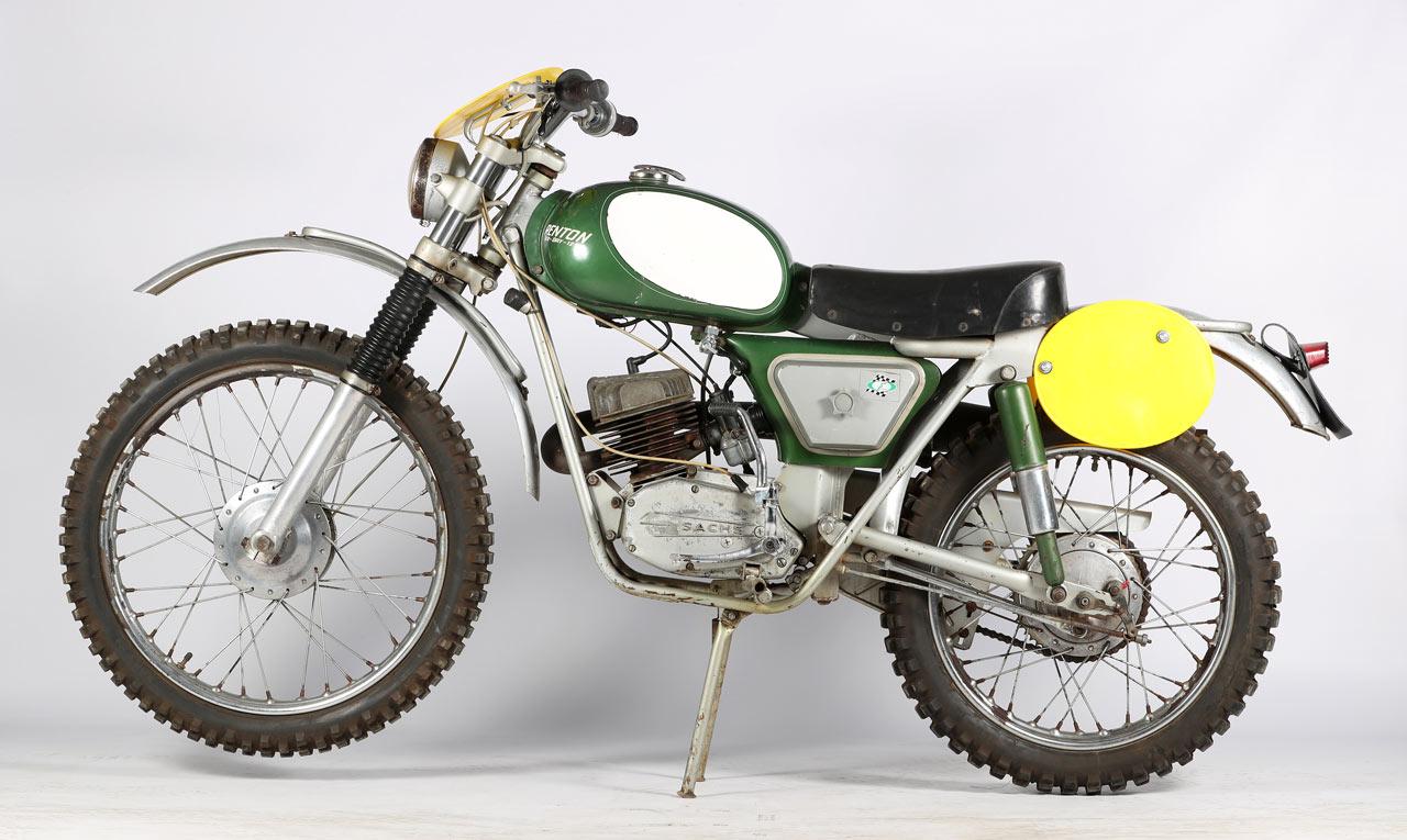 Penton KTM 125 Six Days 1968