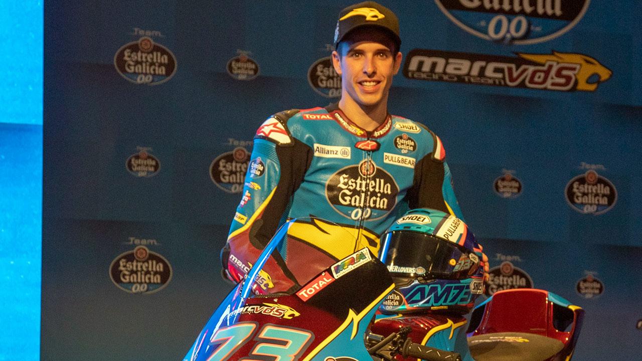 """Álex Márquez: """"Mi gran ilusión es estar en MotoGP en 2020"""""""