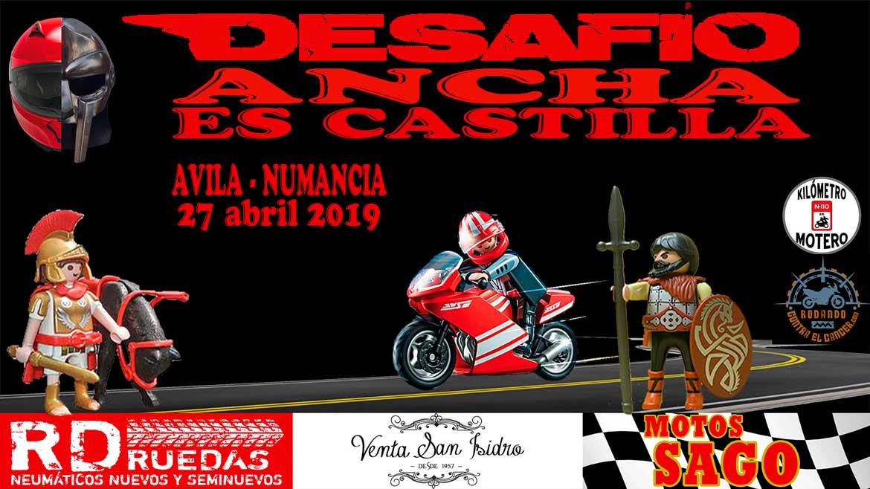 Desafío Ancha es Castilla 2019