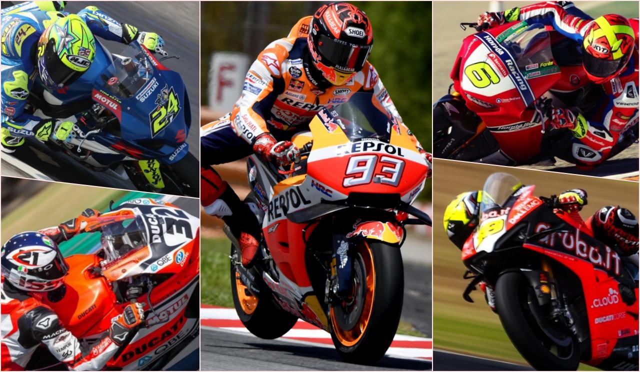 Calendarios 2019 motociclismo de velocidad: MotoGP, WorldSBK, FIM CEV, ESBK, BSB…