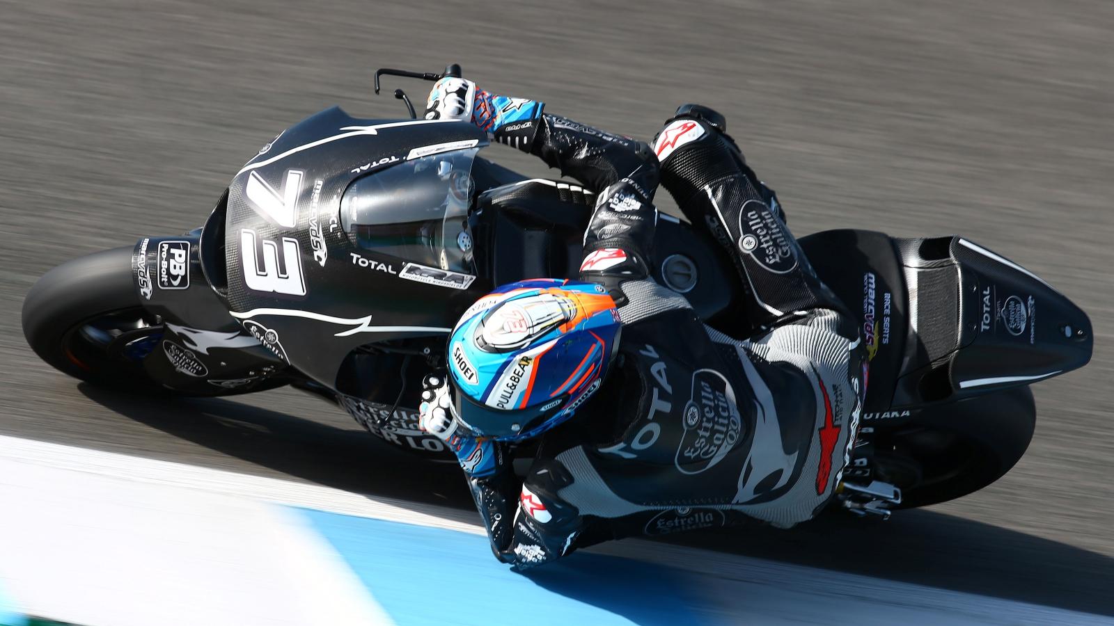 Álex Márquez lidera ante Brad Binder en el segundo día de Moto2 2019 en Jerez