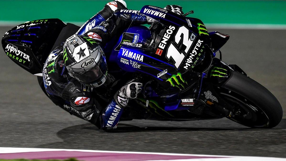 Maverick Viñales y Álex Rins lideran MotoGP 2019 en Qatar en la vuelta de Jorge Lorenzo