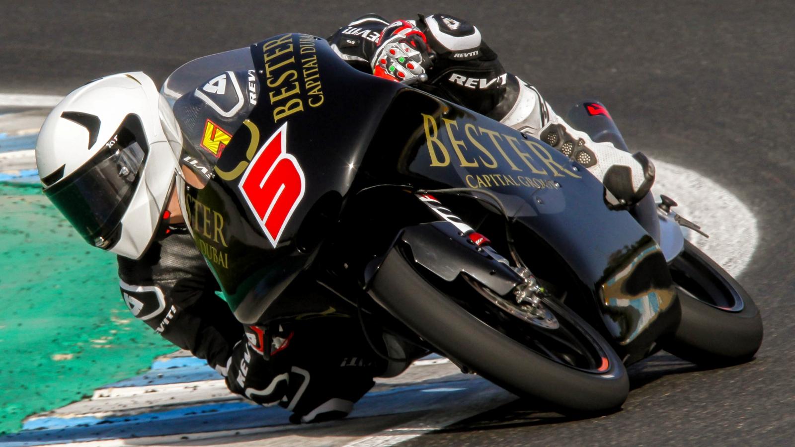 Jaume Masiá evita el quirófano y podrá estar en el GP de Qatar de Moto3 2019