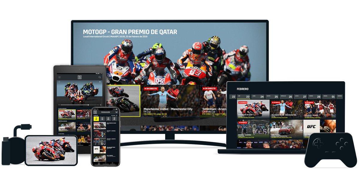 DAZN, precio definitivo, mes gratis, dispositivos y detalles para ver MotoGP