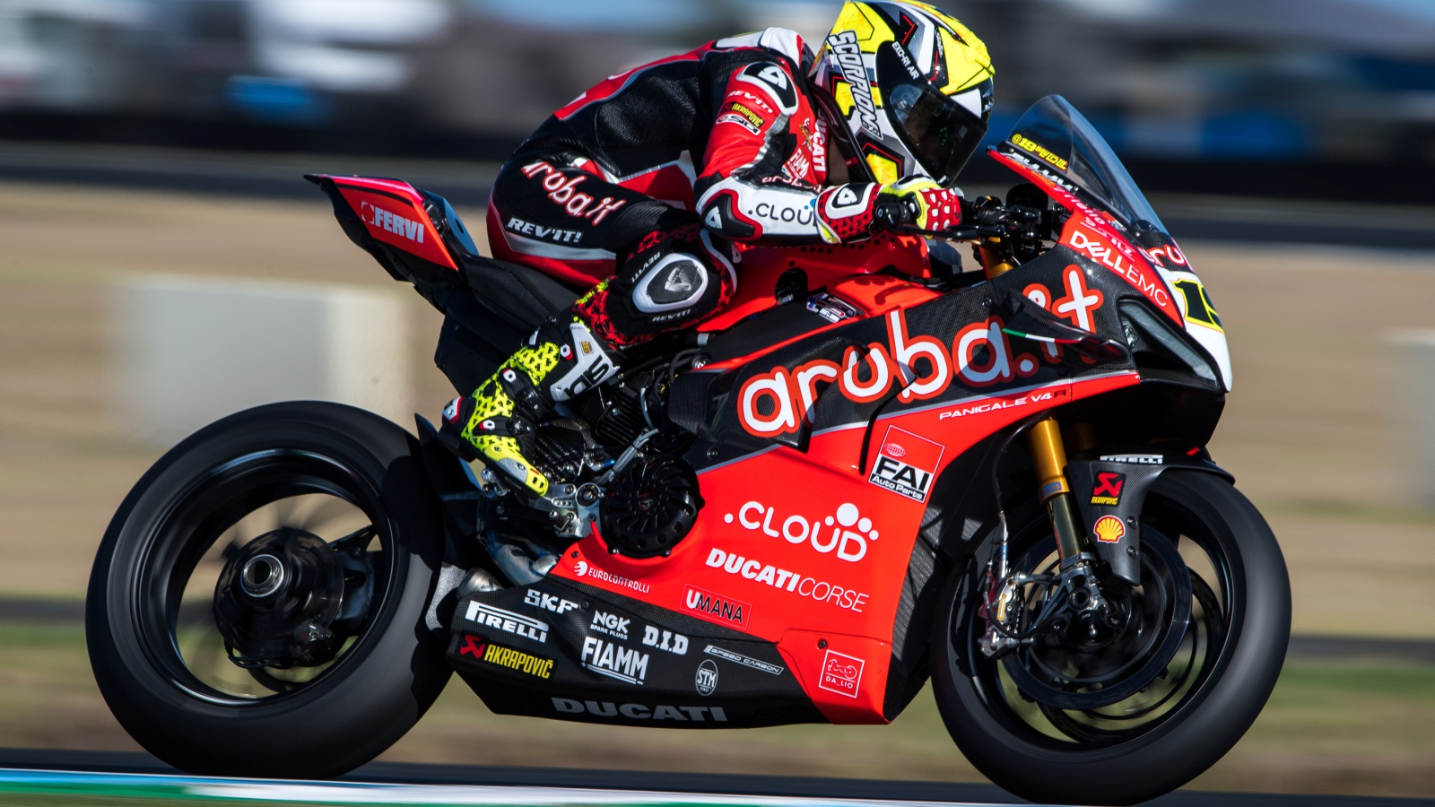 El triple desafío de la Ducati Panigale V4 R para la temporada 2019