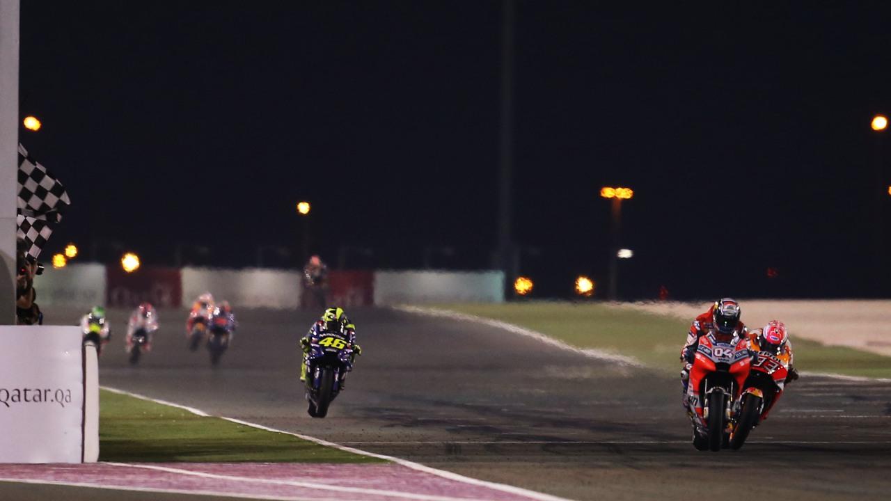 MotoGP 2019 y las últimas décimas