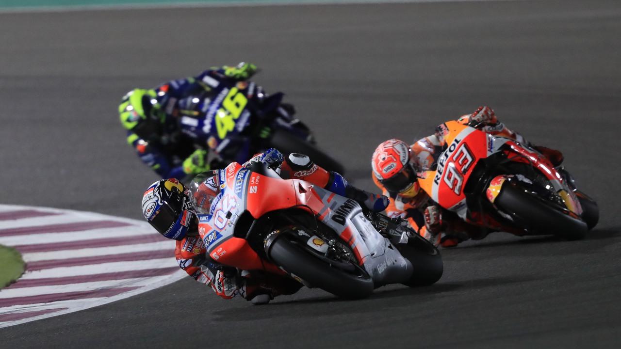 MotoGP Qatar 2019: Horarios y dónde ver las carreras por televisión