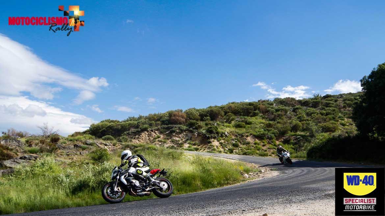 Motociclismo Rally 2019: WD-40 se suma a la aventura