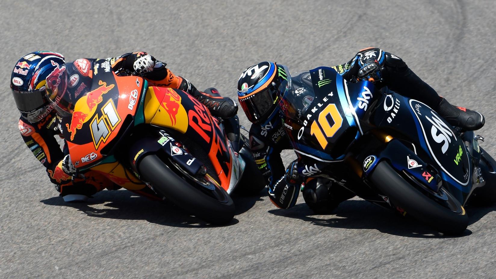 Moto2 2019: pilotos, motos, calendario, españoles y cinco favoritos