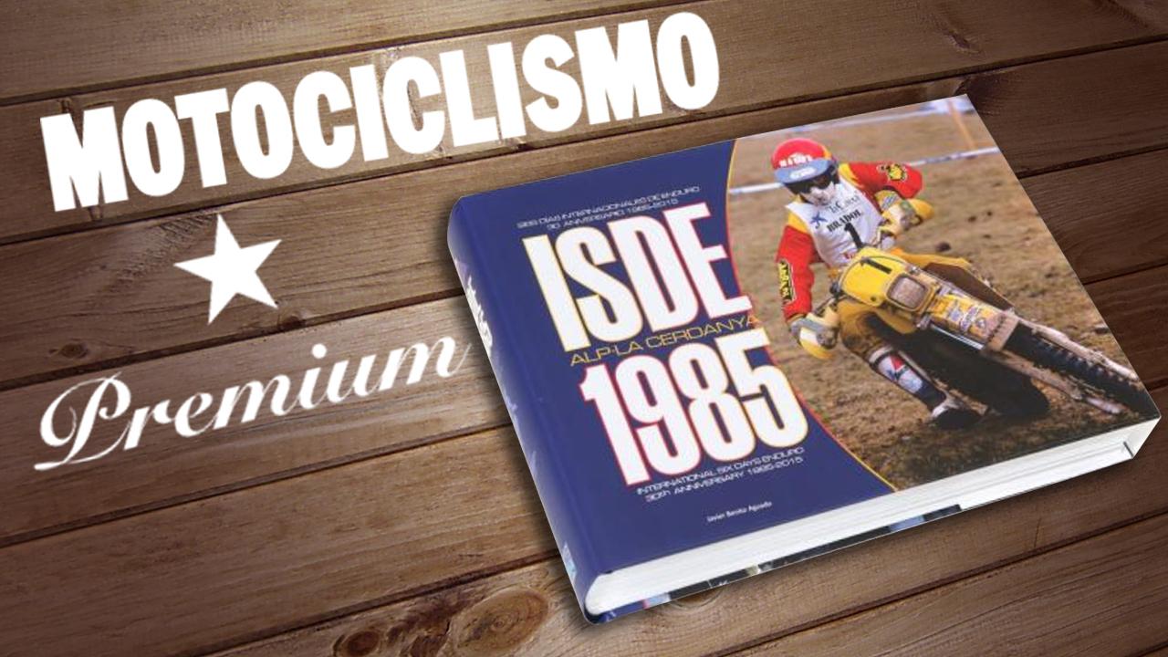 Hazte usuario Premium y te regalamos el libro 'ISDE 1985'