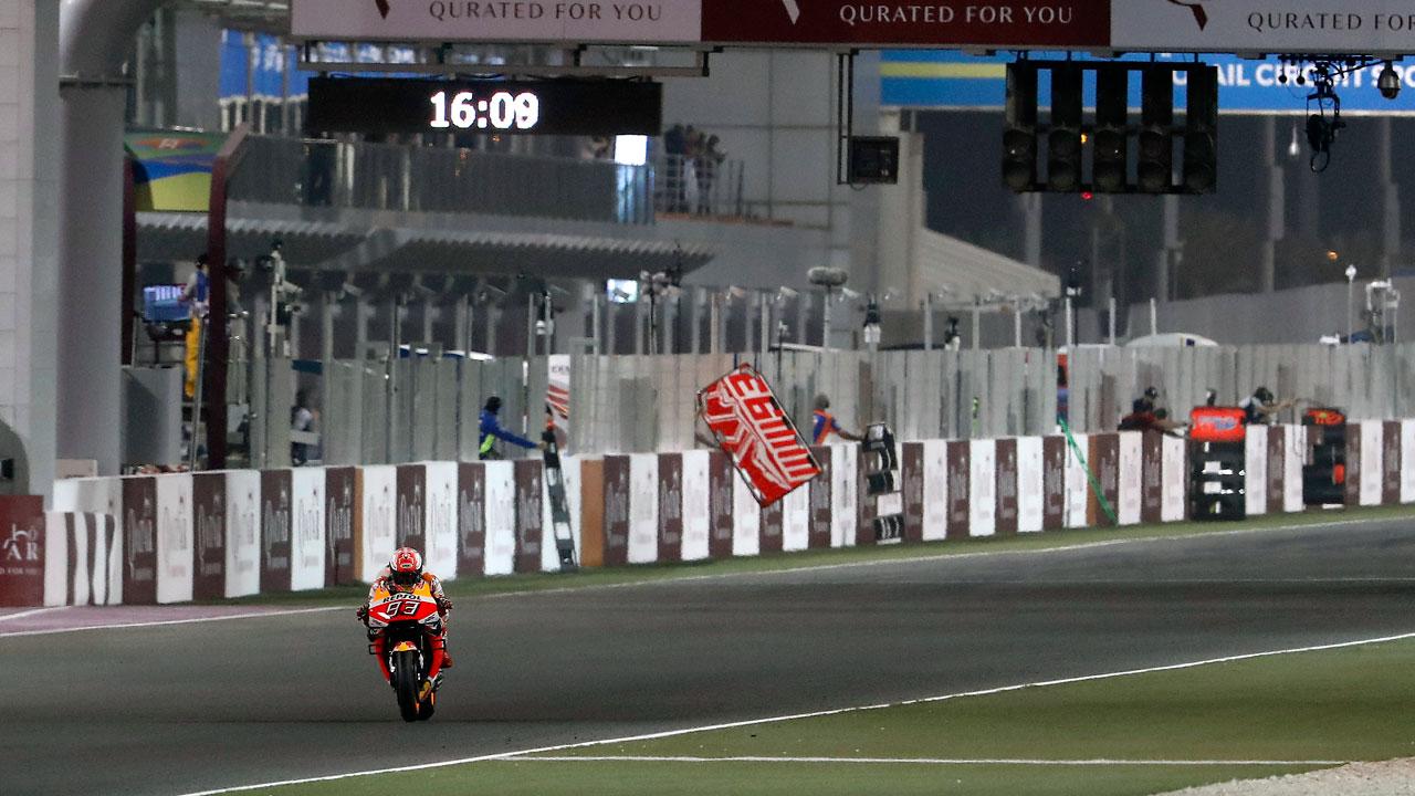 """Márquez a 351 km/h: """"En Honda estaban obsesionados con la velocidad punta"""""""