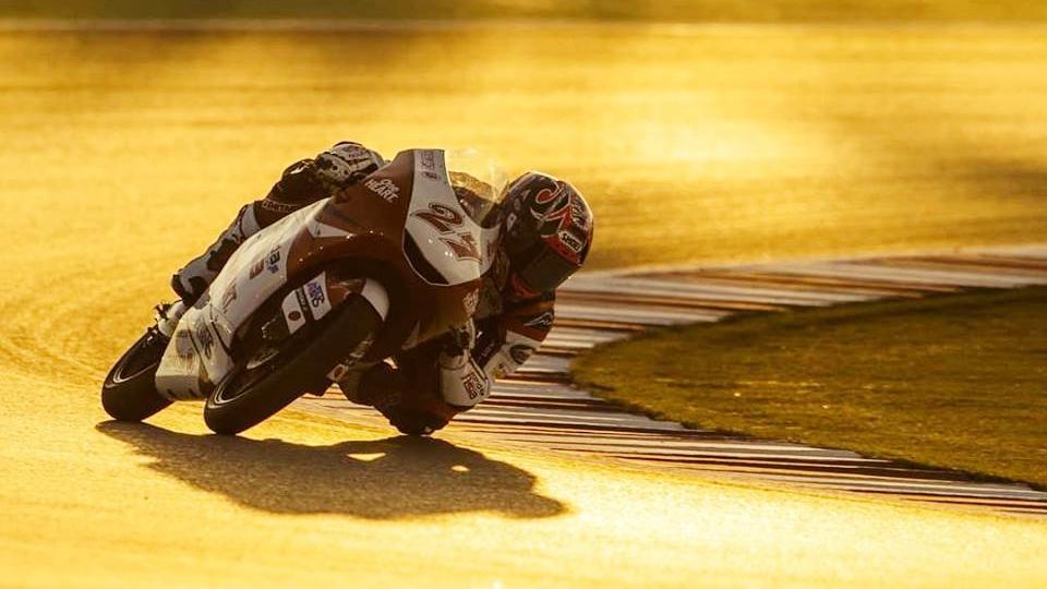 Kaito Toba logra una victoria histórica en Moto3 y Arón Canet sube al podio en Qatar