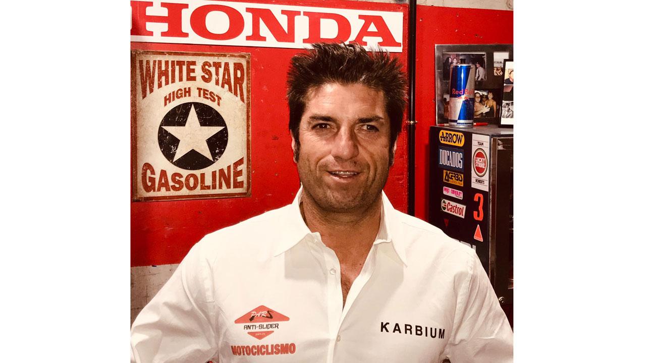 Óscar Haro seguirá comentando las carreras de MotoGP en Motociclismo.es