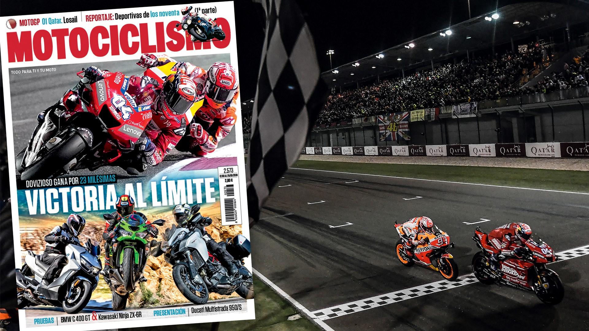 MOTOCICLISMO 2573, contenidos y sumario de la revista