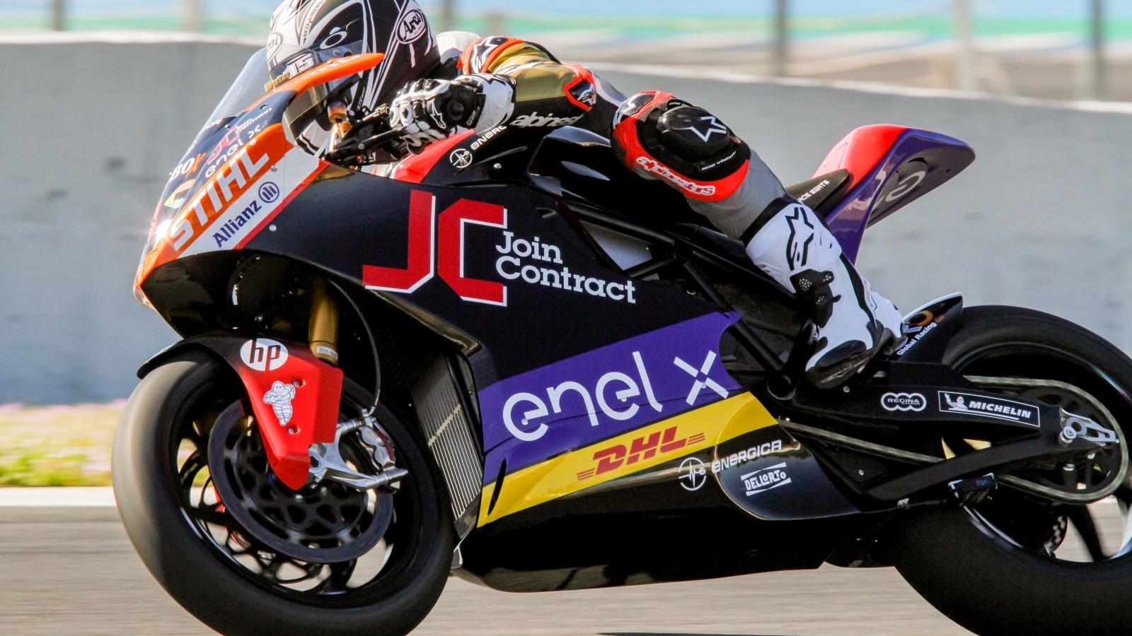 Eric Granado lidera el primer día de MotoE 2019 en Jerez ante Niki Tuuli y Héctor Garzó