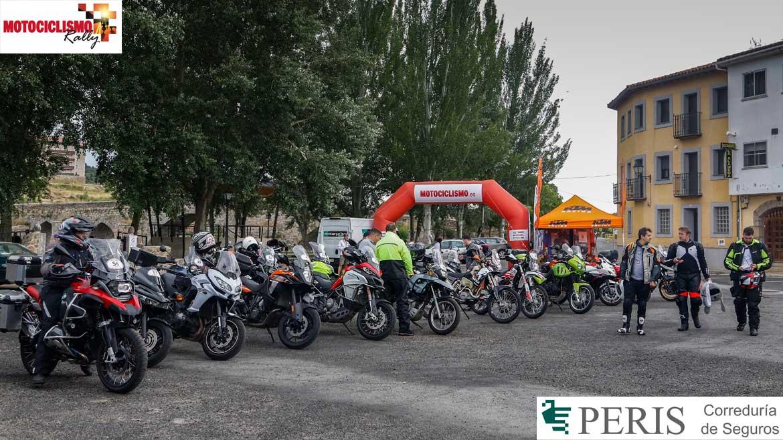 Motociclismo Rally 2019: Peris Correduría de Seguros, nuevo colaborador