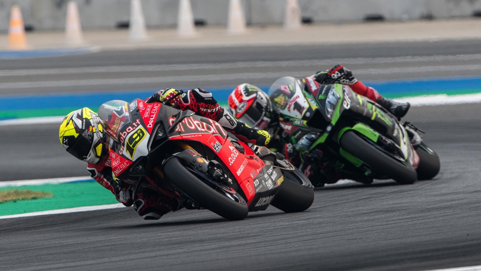Álvaro Bautista vs Jonathan Rea, ¿dónde se decidirá el Mundial de Superbike 2019?