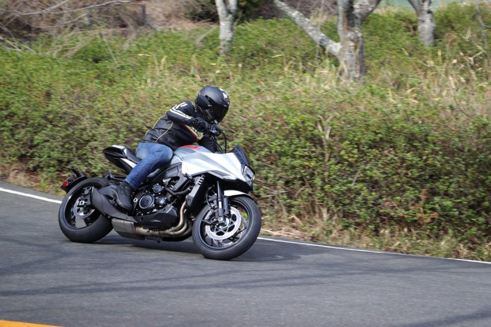 Suzuki Katana 2019, prueba, ficha técnica y primeras impresiones