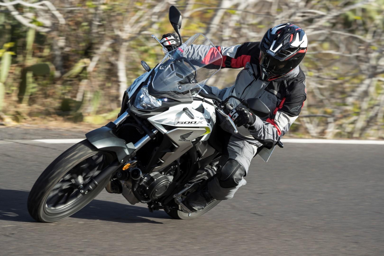 Honda CB500X 2019,  prueba, ficha técnica y primeras impresiones