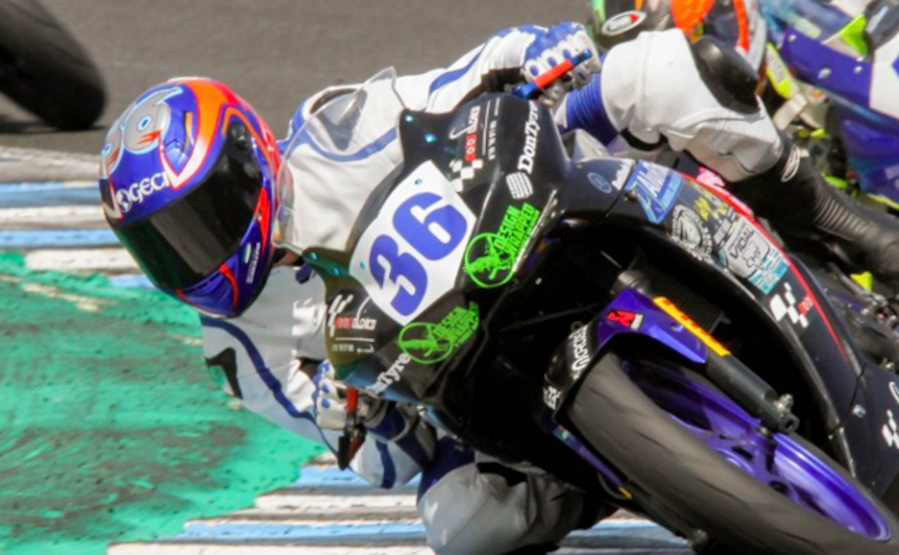 Marcos Garrido fallece tras un accidente en el Circuito de Jerez
