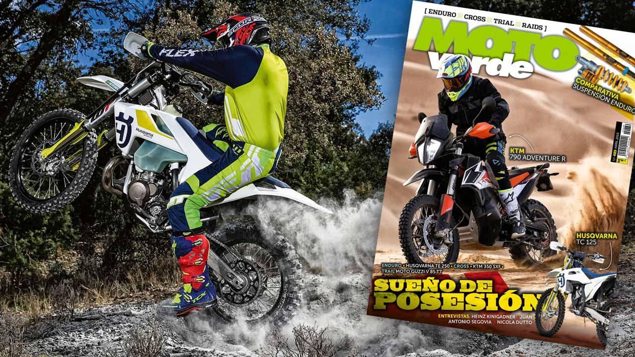 MOTO VERDE 489, contenidos y sumario de la revista