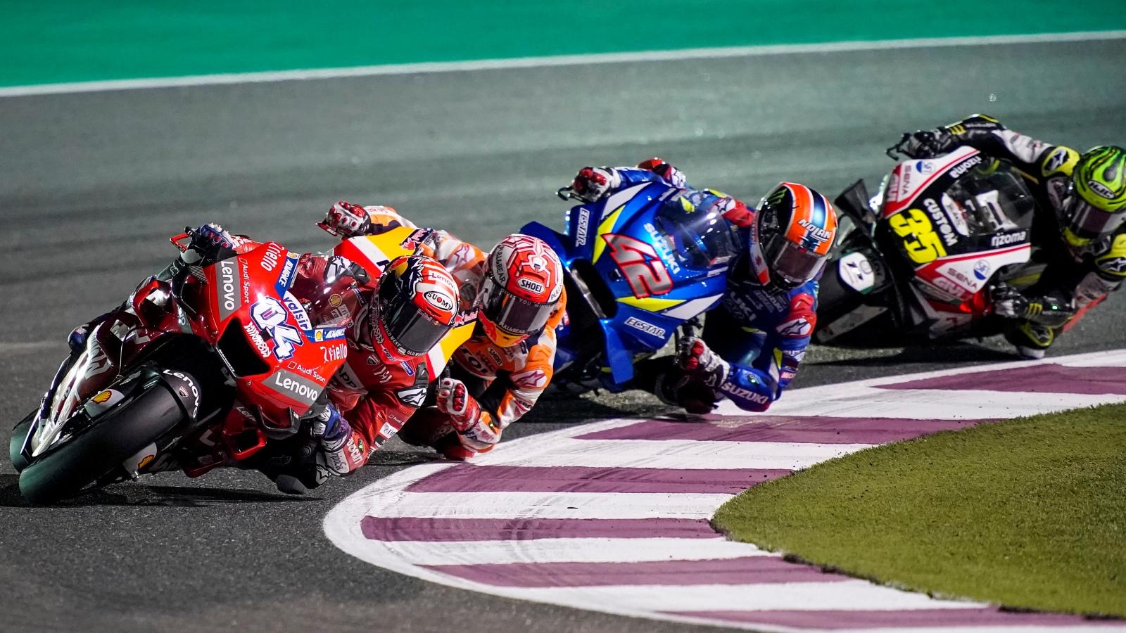 MotoGP Argentina 2019: Horarios y dónde ver las carreras por televisión