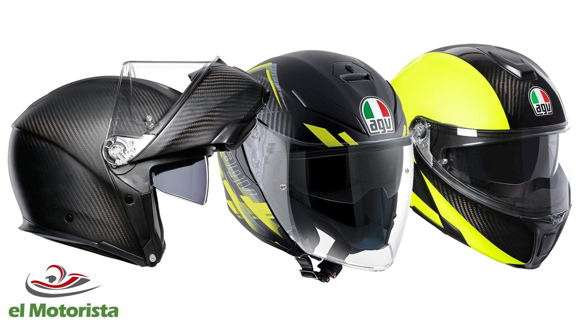 ¡Gana un casco AGV participando en el concurso de El Motorista!
