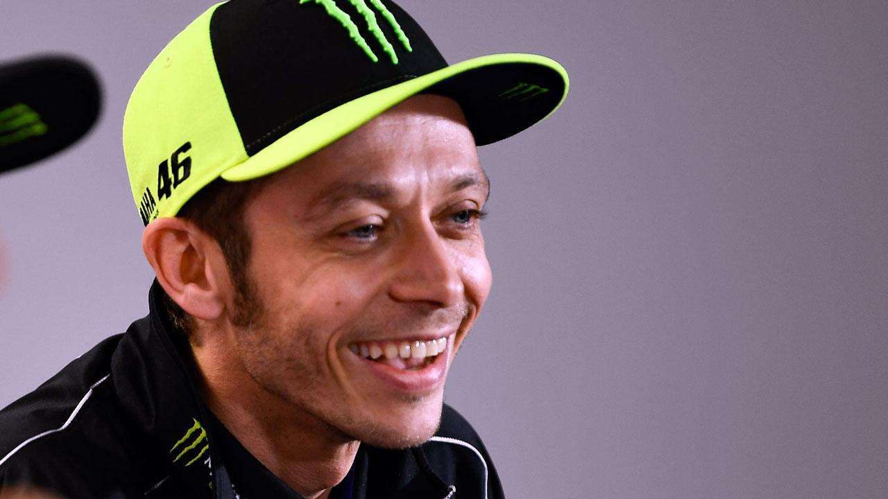 """Valentino Rossi: """"Hay que mejorar bastantes cosas en la moto y yo en los entrenamientos"""""""