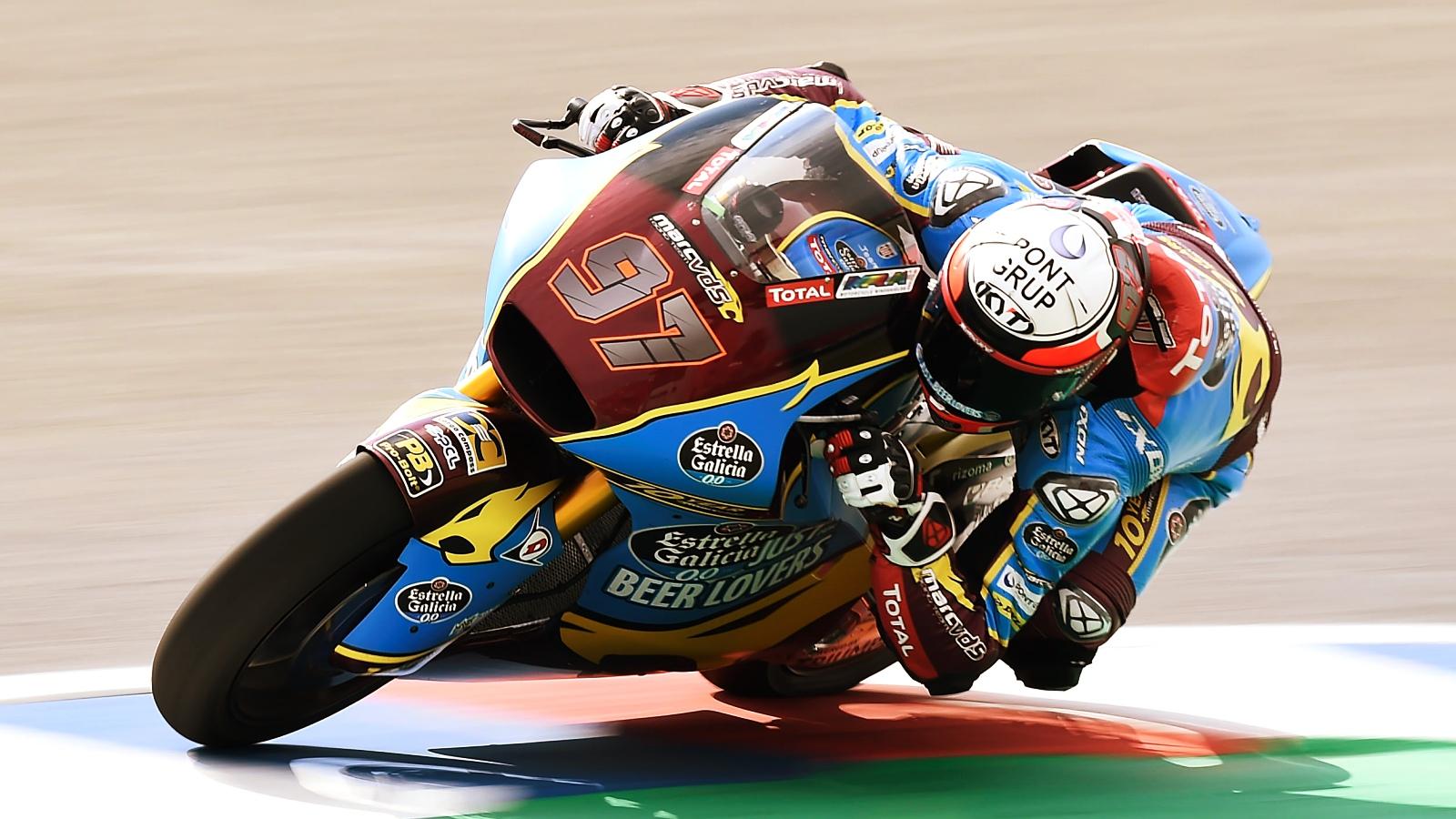 Xavi Vierge hace la pole de Moto2 en Argentina con cuatro pilotos en 47 milésimas