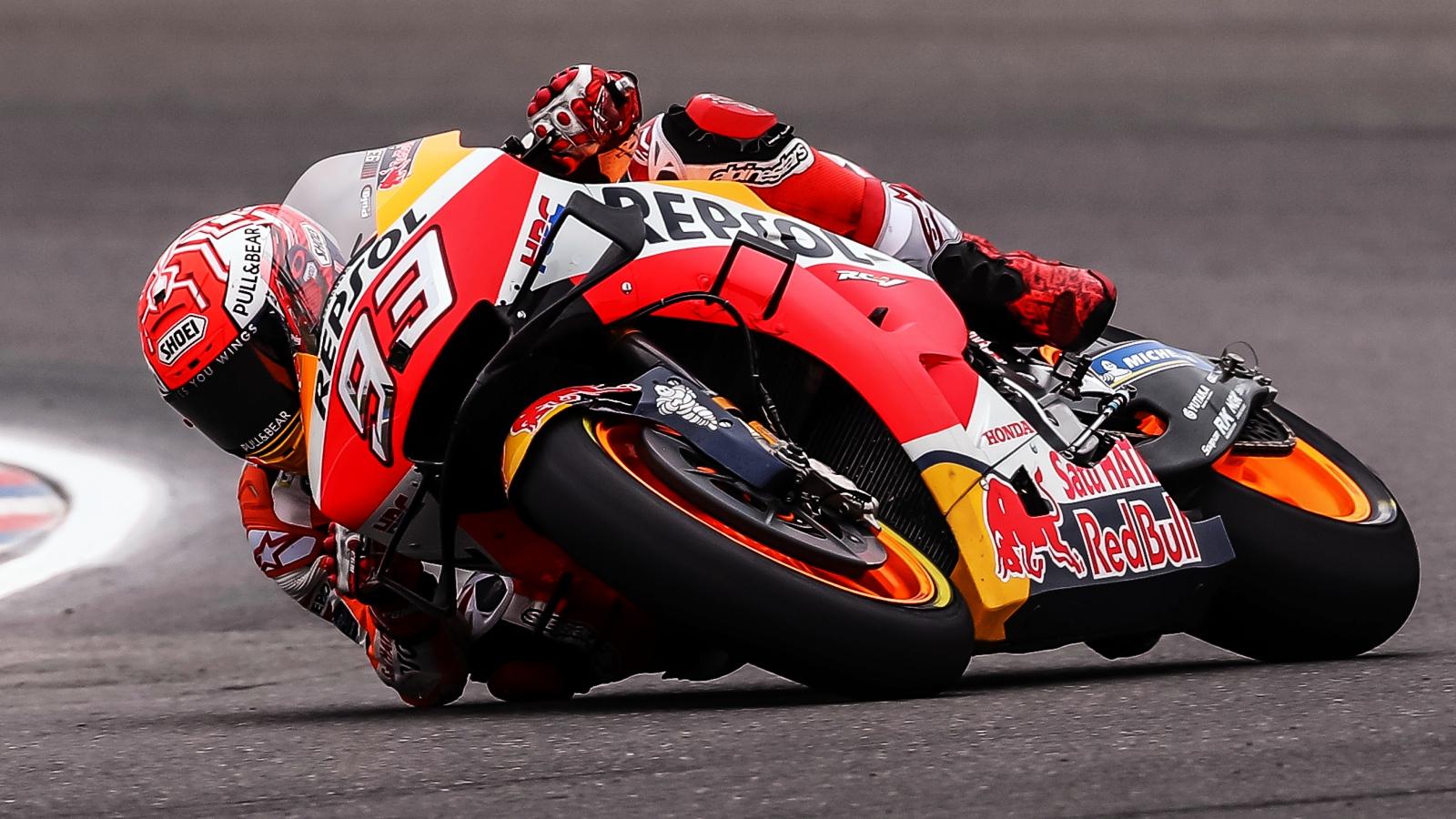 Marc Márquez arrasa en Argentina y Valentino Rossi vuelve al podio de MotoGP