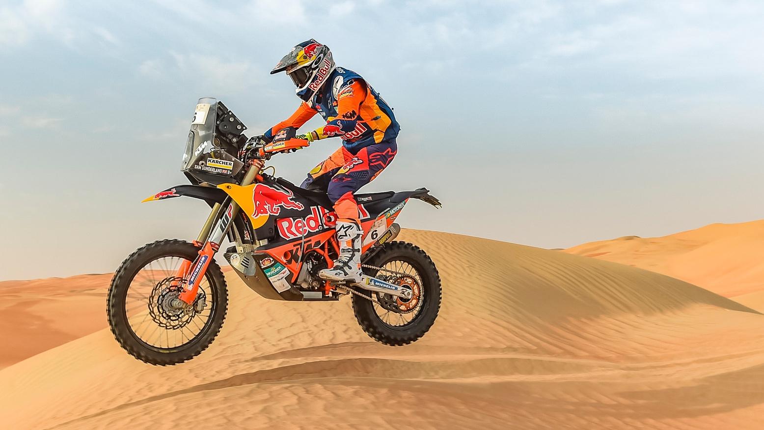 Sam Sunderland gana el Abu Dhabi Desert Challenge y ya lidera el Mundial de Rallies 2019