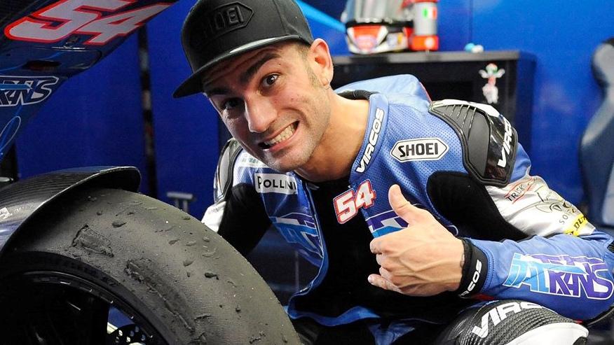 Mattia Pasini vuelve al Mundial de Moto2 en Austin para sustituir a Augusto Fernández