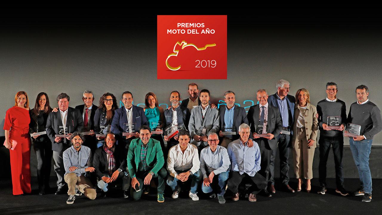 Premios Moto del Año 2019