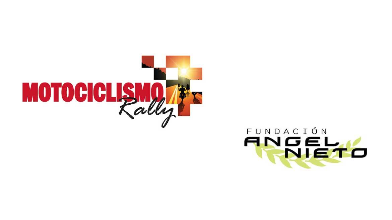 El lado solidario de Motociclismo Rally con la Fundación Ángel Nieto